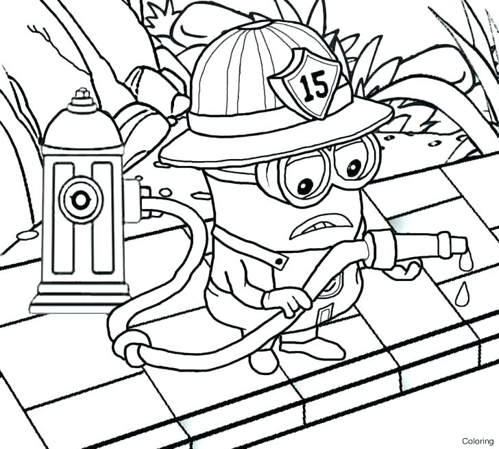 despicable me minion coloring pages amazing for kids best 3