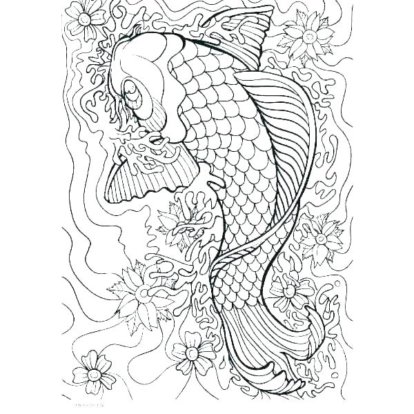 detailed coloring pages for adults printable intricate to