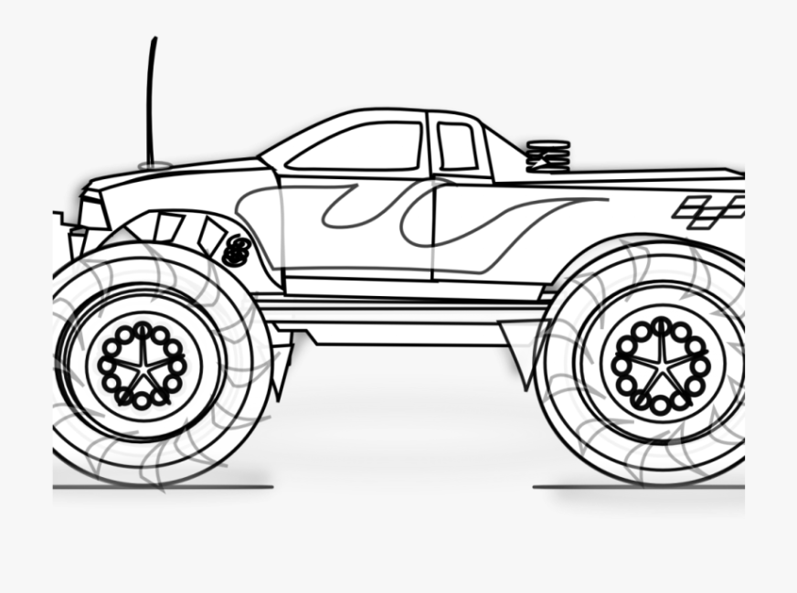download colouring pages of trucks free coloring fancy
