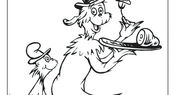 dr seuss coloring pages at getdrawings free for