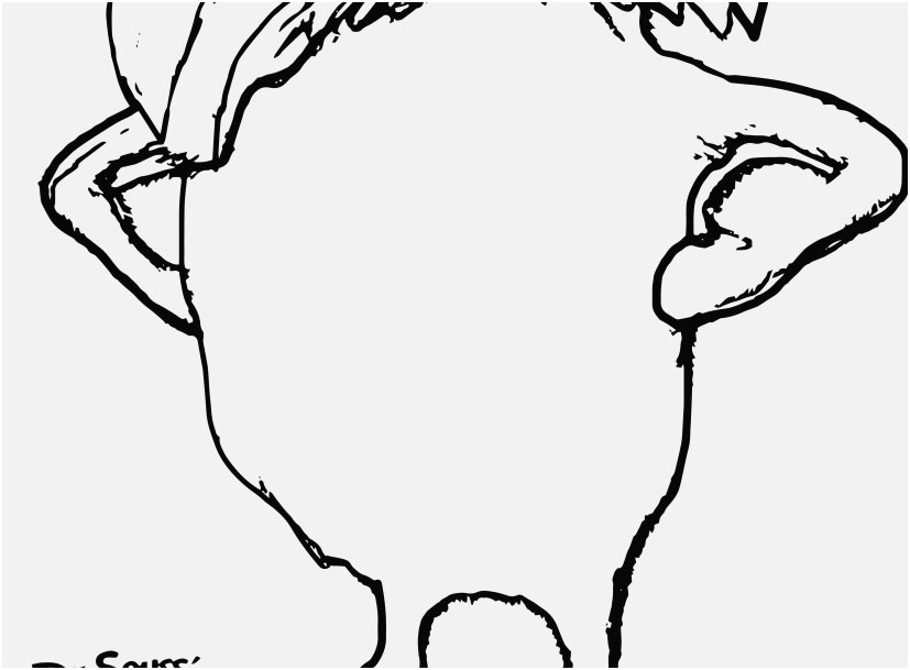 dr seuss coloring pages printable image the lorax coloring