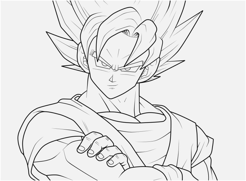 dragon ball super coloring pages pictures coloring pages