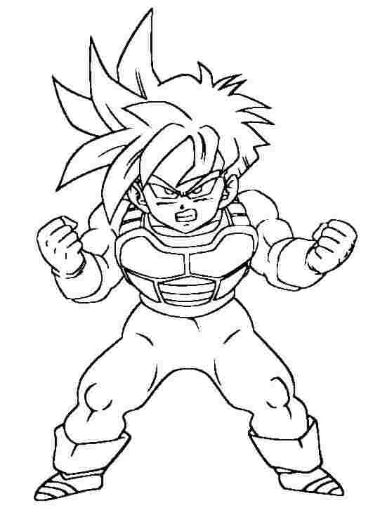 dragon ball z coloring pages games free printable dragon