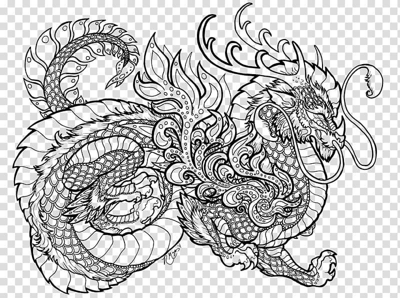 dragons coloring book colouring pages chinese dragon dragon