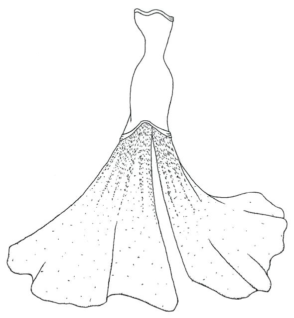 dress coloring page up pages to print colouring belovoclub