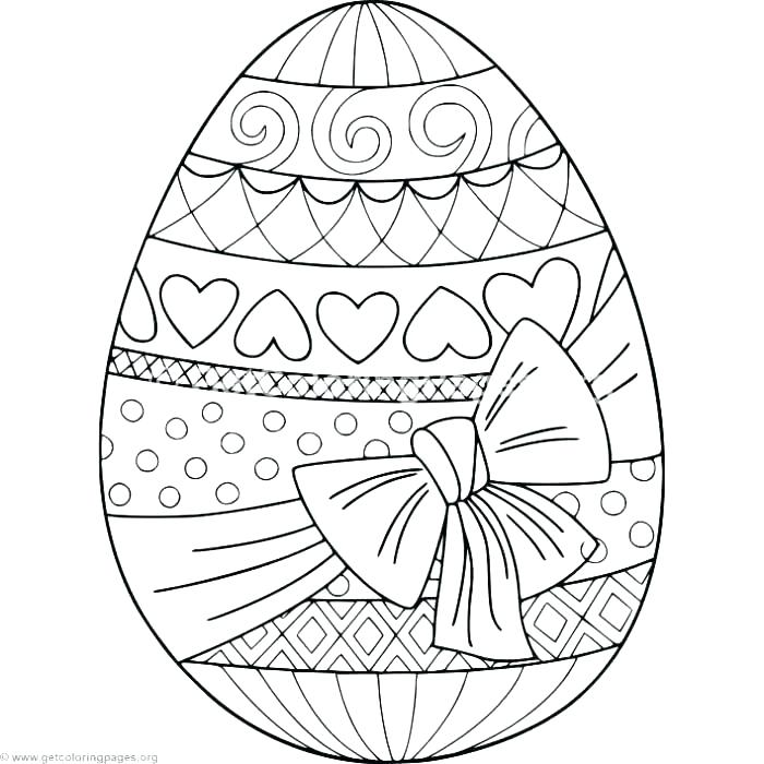 easter egg coloring pages preschool printable for ainoumiclub