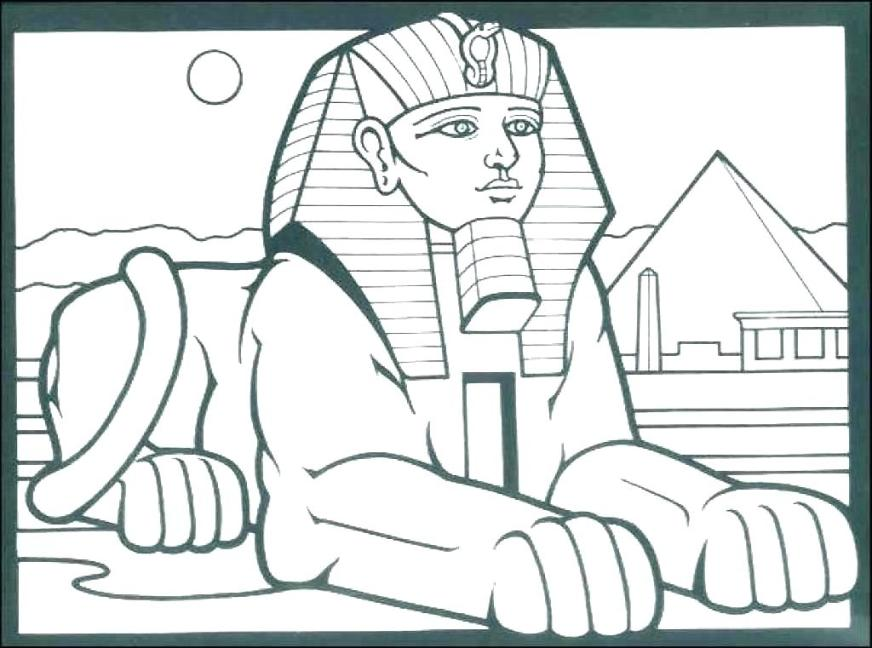 egypt colouring pages medicozombie