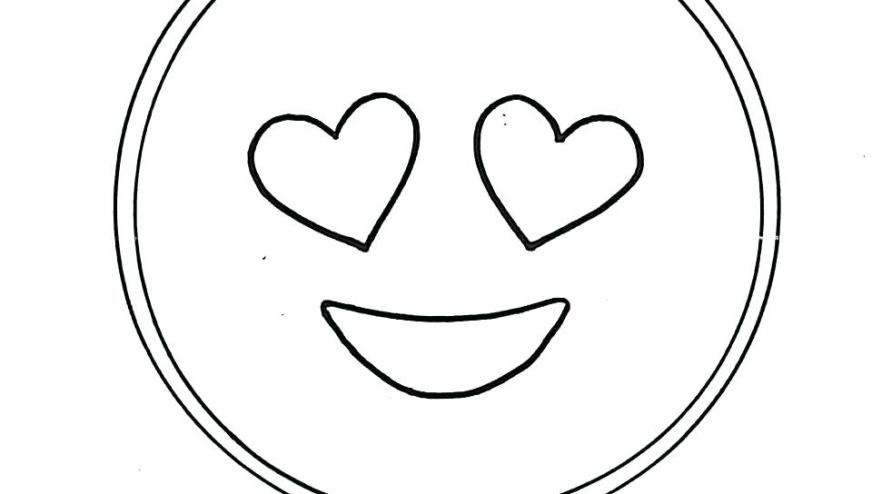 emoji coloring pages to print siirthaber