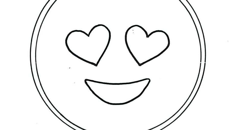EMOJI Coloring Pages | How To Draw and Color Emoji Faces - Kids ... | 510x900