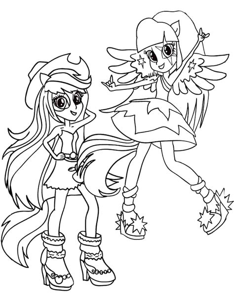 equestria girls coloring pages best coloring pages for kids