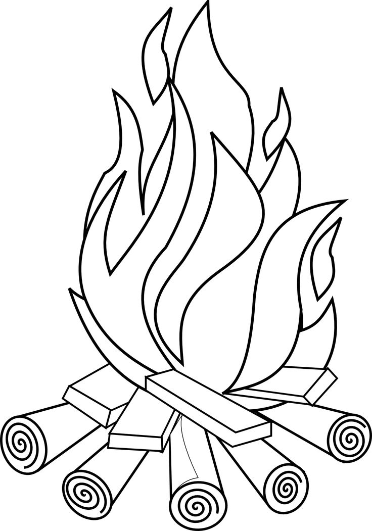 fire coloring pages best coloring pages for kids
