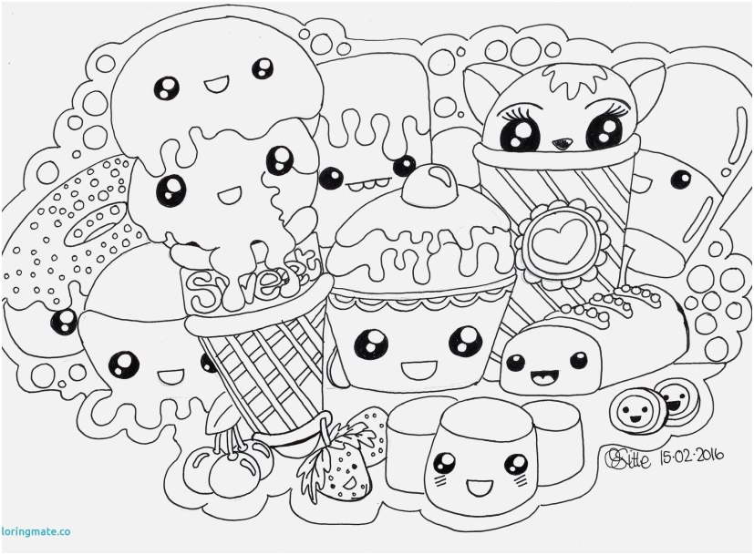 food coloring pages picture cute food coloring pages free