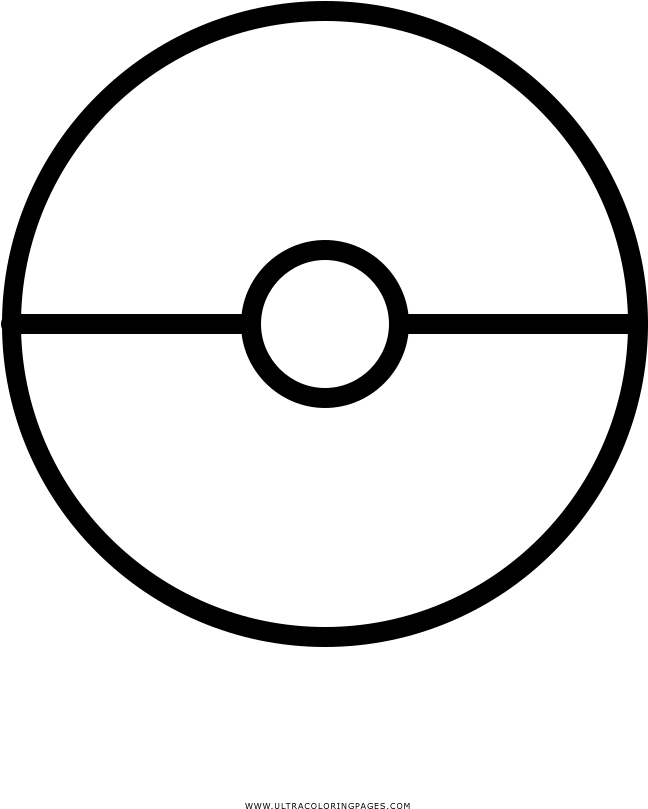 fortune pokeball coloring pages page pokemon ball to color