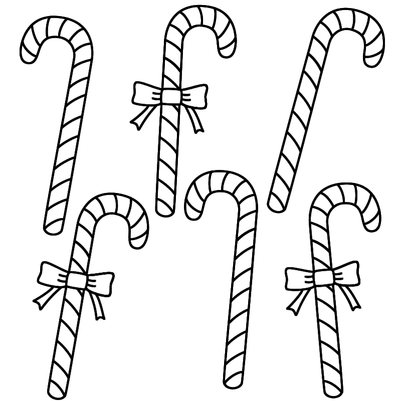 free candy cane coloring sheet download free clip art free