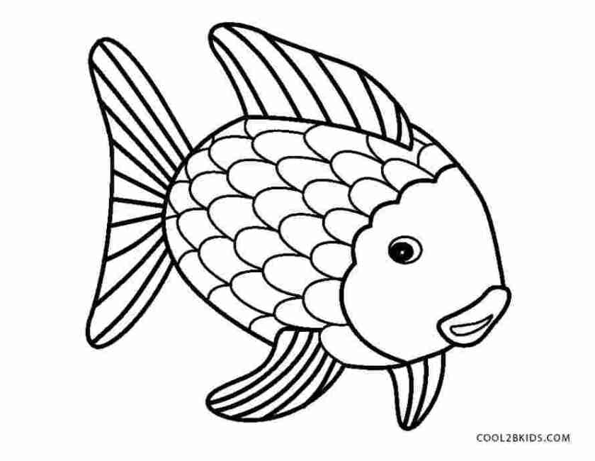free coloring pages with fish fish coloring pages for kids