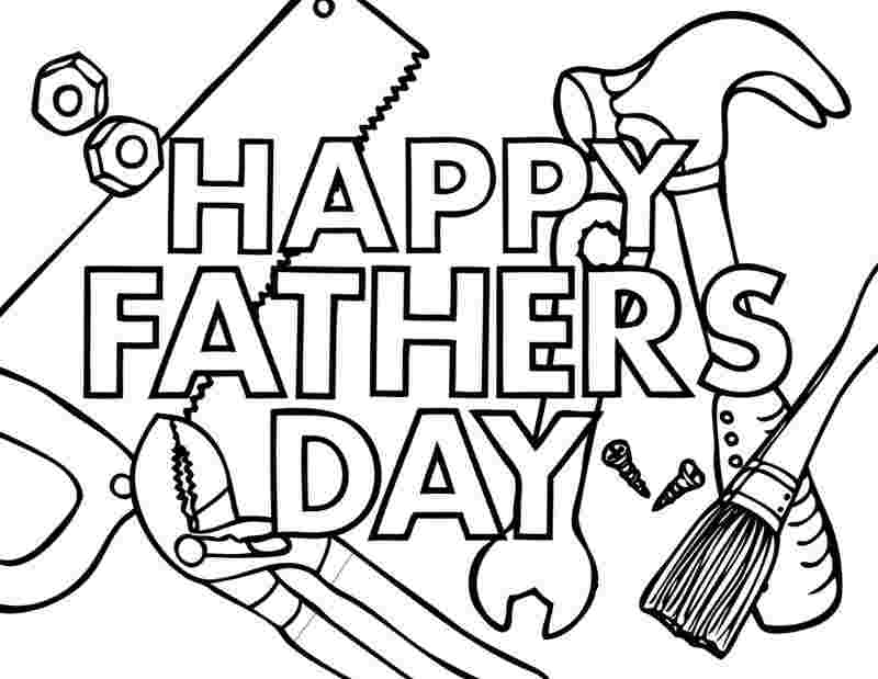 free colouring pages for fathers day let it shine father39s