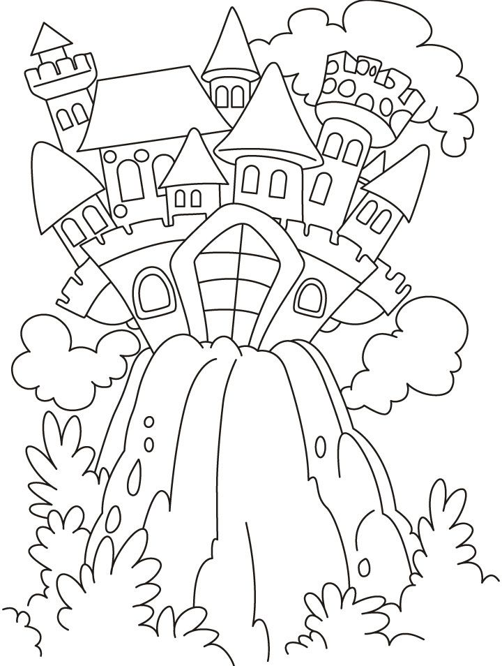 free fairy tale coloring sheets download free clip art