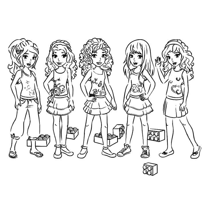 free friend coloring page download free clip art free clip