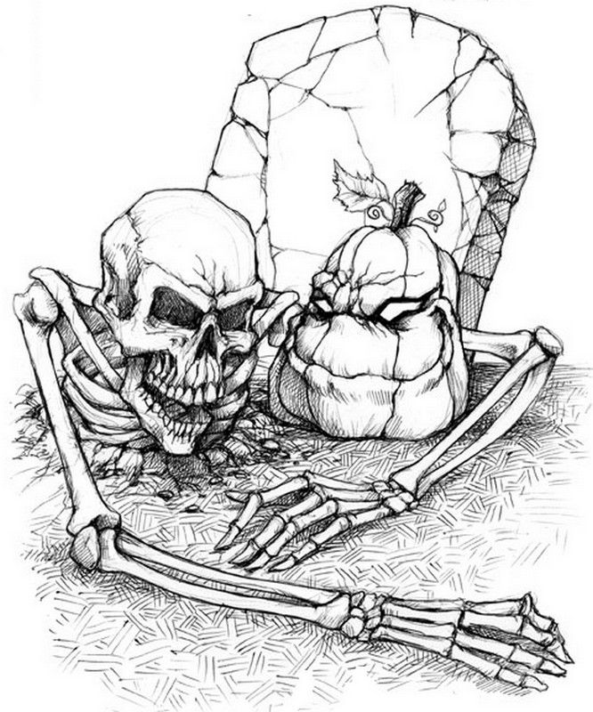 free halloween coloring pages adults download free clip art