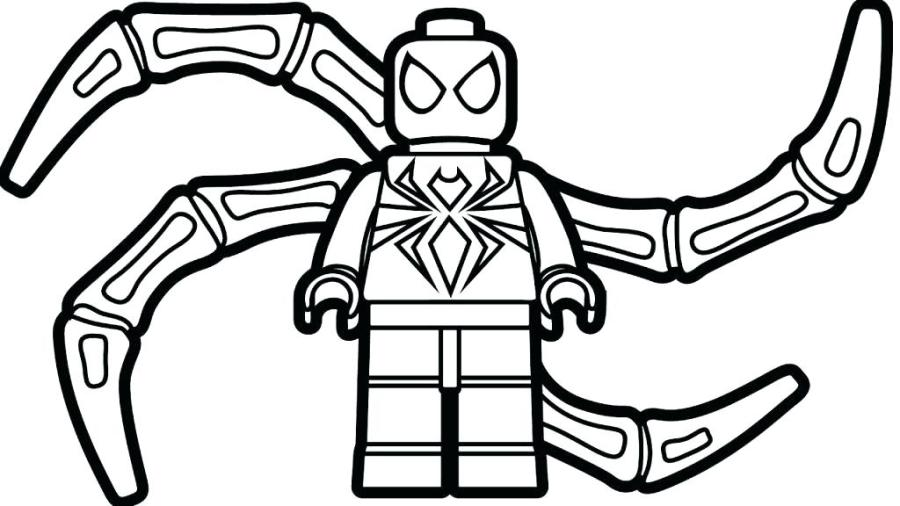 Free Printable Lego Coloring Pages For Kids | 506x900