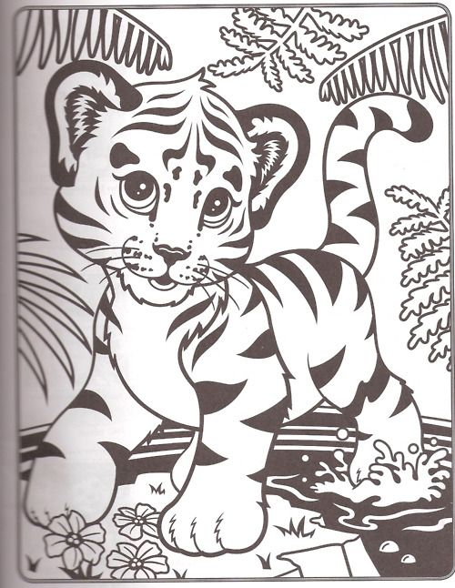 free online lisa frank coloring pages printable enjoy