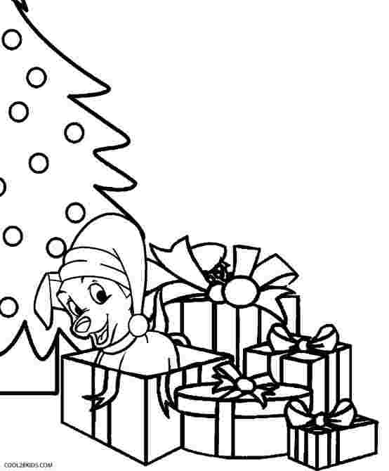 free printable christmas puppy coloring pages christmas