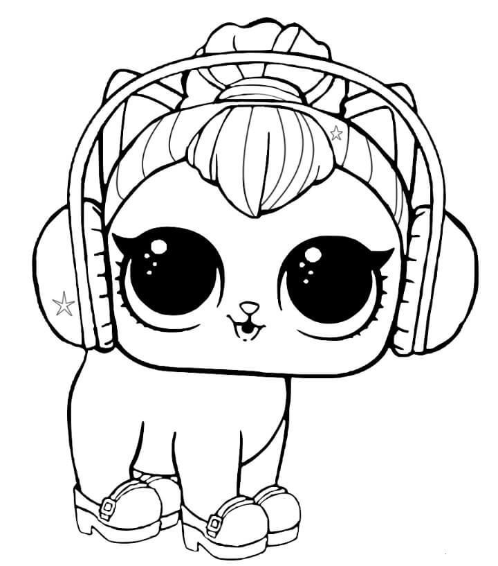 free printable coloring pages lol pets pusat hobi