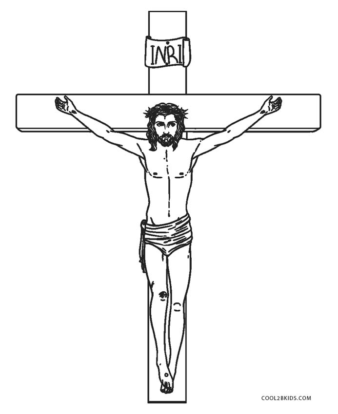 free printable cross coloring pages for kids cool2bkids