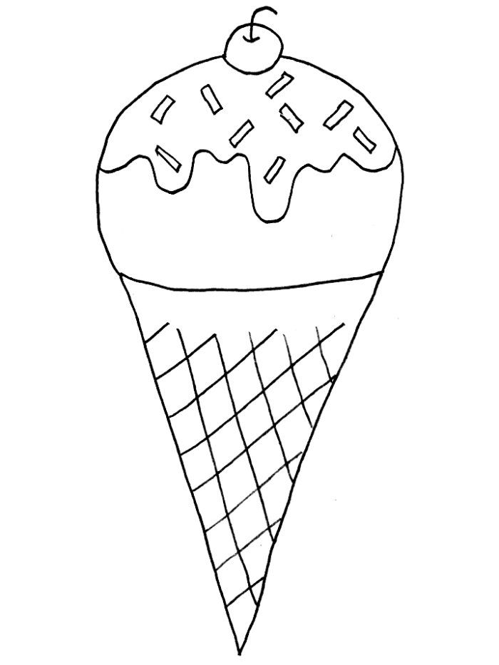 free printable ice cream coloring pages for kids eis