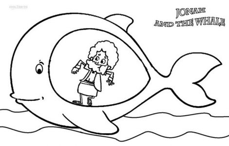 free printable jonah coloring pages download fun for kids