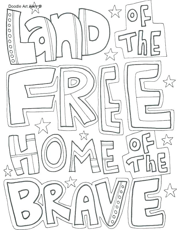 Patriotic Coloring Pages Ideas Whitesbelfast