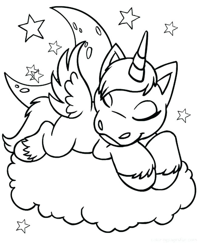 free printable unicorn coloring pages at getdrawings