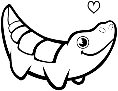 funny crocodile coloring page free printable coloring pages
