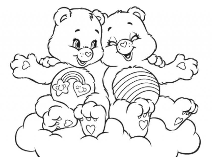 get this care bear coloring pages online printable nhywg