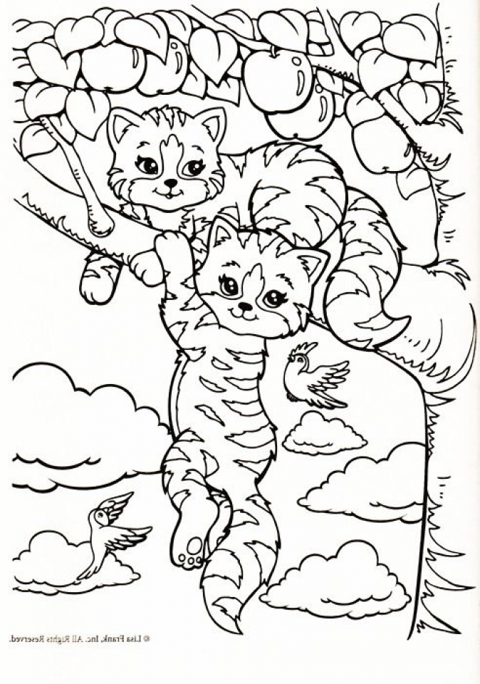 get this lisa frank coloring pages printable 97841