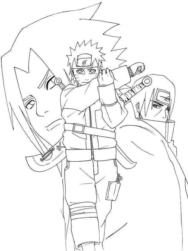 get this naruto coloring pages free printable 89568