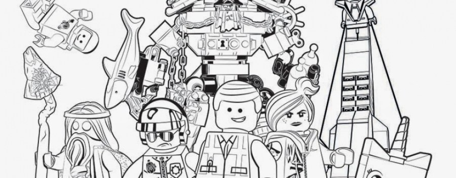 get this printable the lego movie coloring pages online 735301