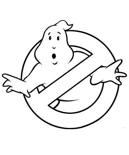 ghostbusters coloring pages die geisterjger ghostbusters
