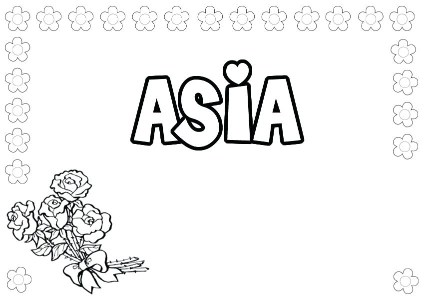 girl name coloring pages at getdrawings free for