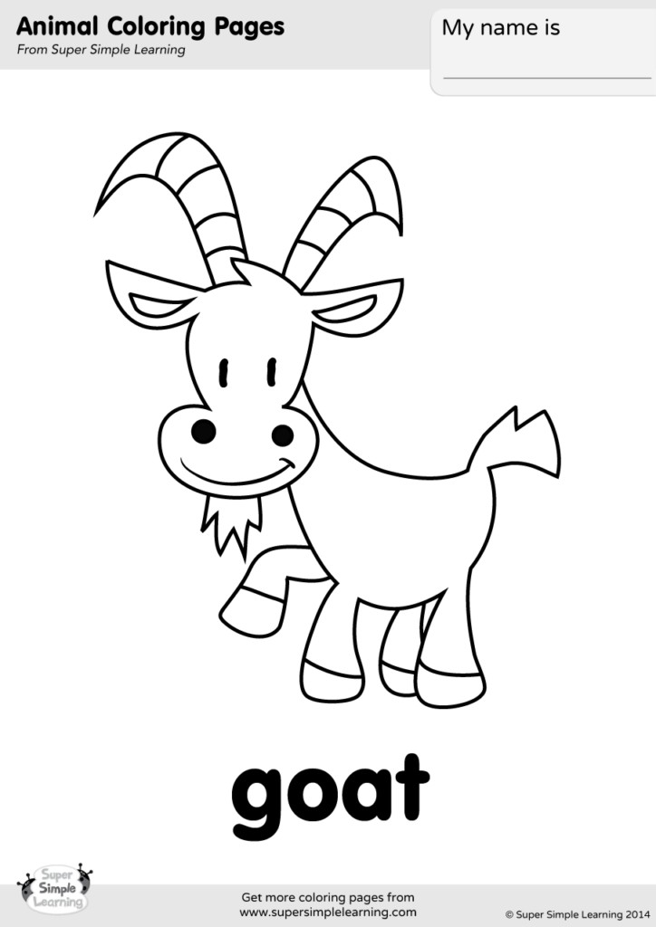 goat coloring page 7241024 although pages mimarathi