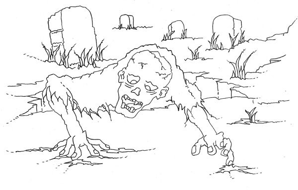 goosebumps coloring pages slappy coloring pages