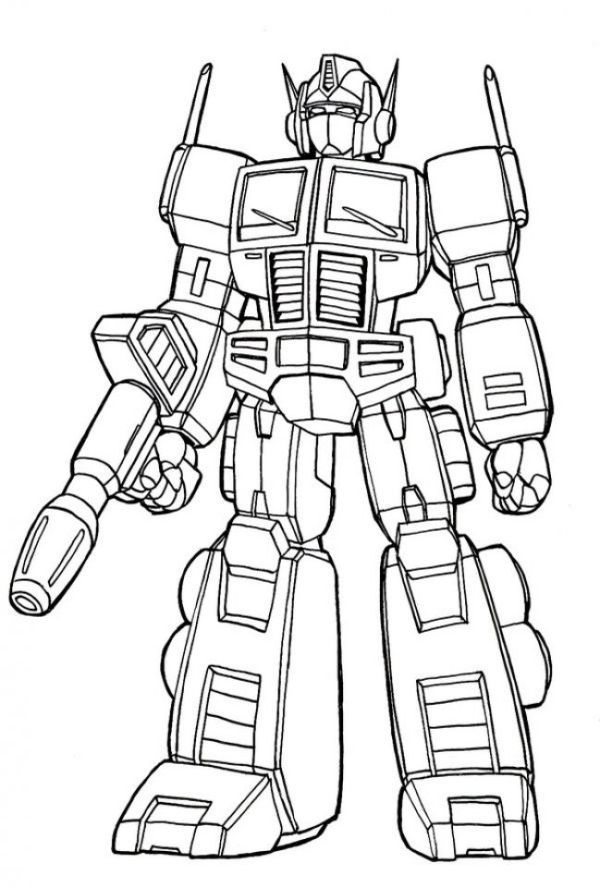 great optimus prime coloring pages free transformers
