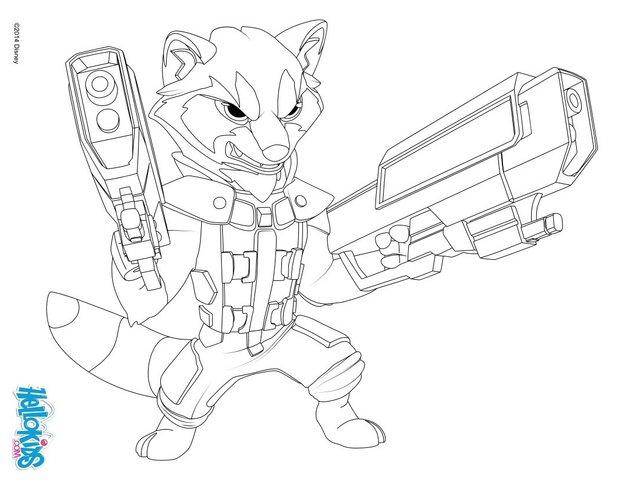 guardians of the galaxy coloring pages 7 free superheroes