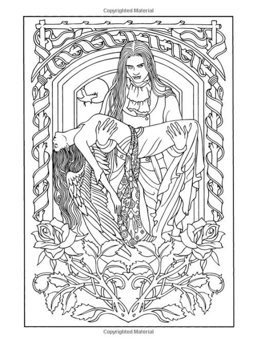 halloween coloring page tumblr