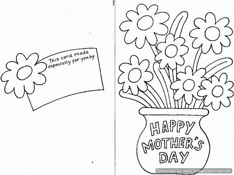 happy mothers day coloring pages for kids family holiday