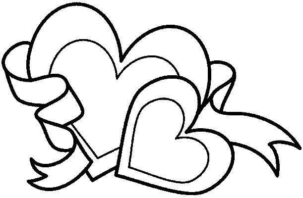heart coloring pages for teenagers coloring pages