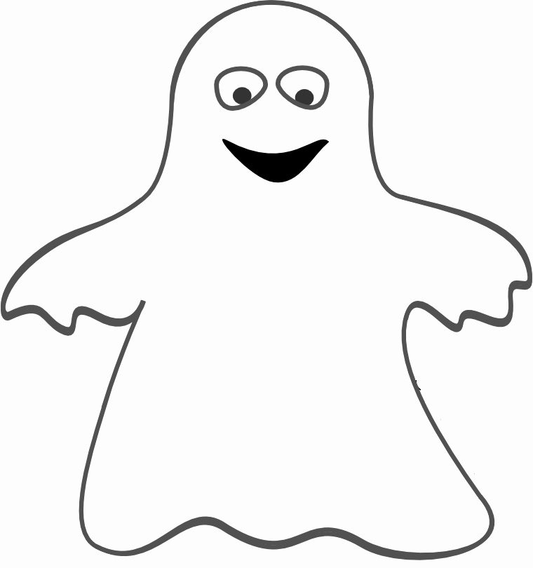 holy ghost coloring page elegant free printable ghost