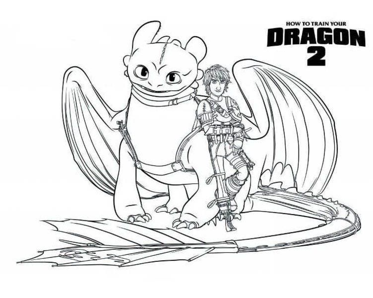how to train your dragon toothless coloring pages dragon