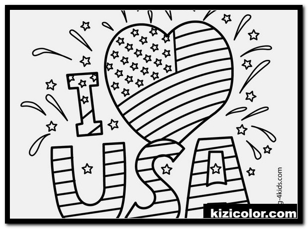 i love usa coloring pages 1 kizi free coloring pages