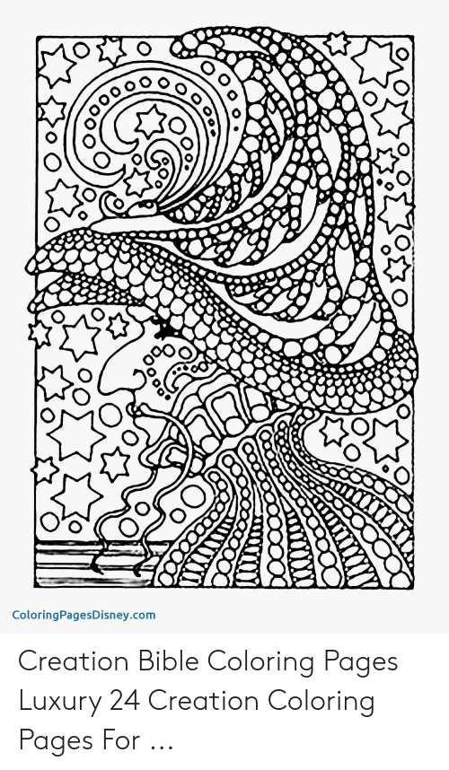 ii coloringpagesdisneycom creation bible coloring pages